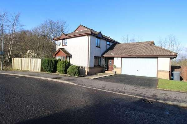 4 Bedrooms Detached House for sale in 1 Swallow Brae, Inverkip, PA16 0LF