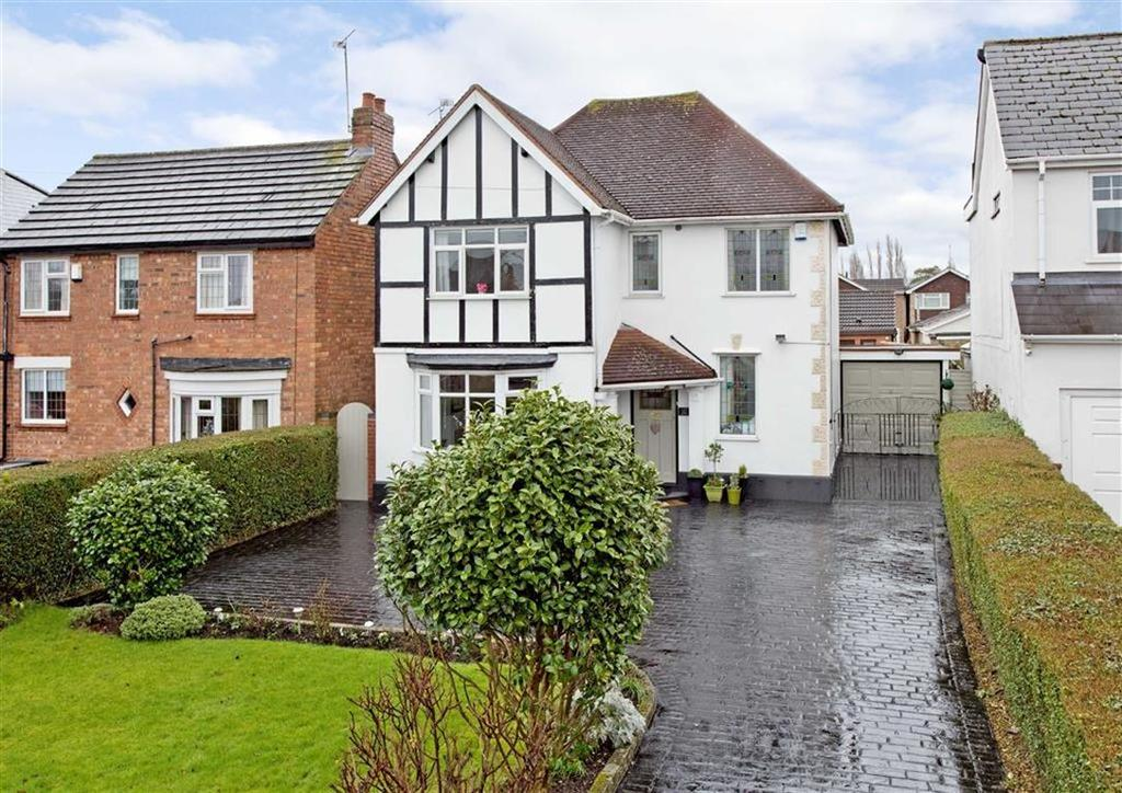 3 Bedrooms Detached House for sale in 137, Trysull Road, Merry Hill, Wolverhampton, WV3