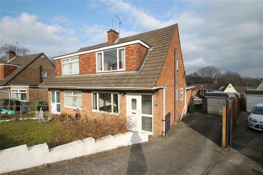 3 Bedrooms Semi Detached House for sale in Lothian Crescent, Penylan, Cardiff