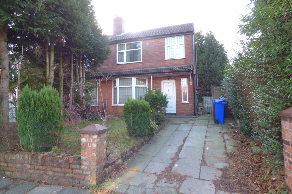 3 Bedrooms Semi Detached House for sale in Moorland Avenue, Crumpsall, Manchester, M8