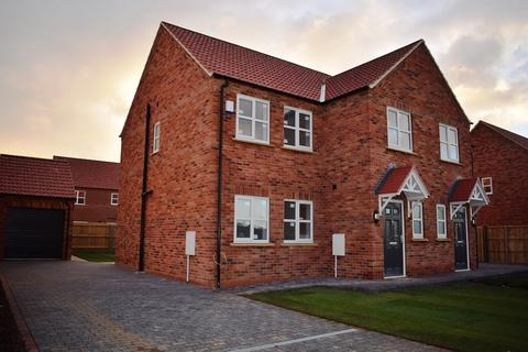 3 bedroom semi-detached house for sale - The Magnolia, Plot 76, The Maples, Holton-le-Clay