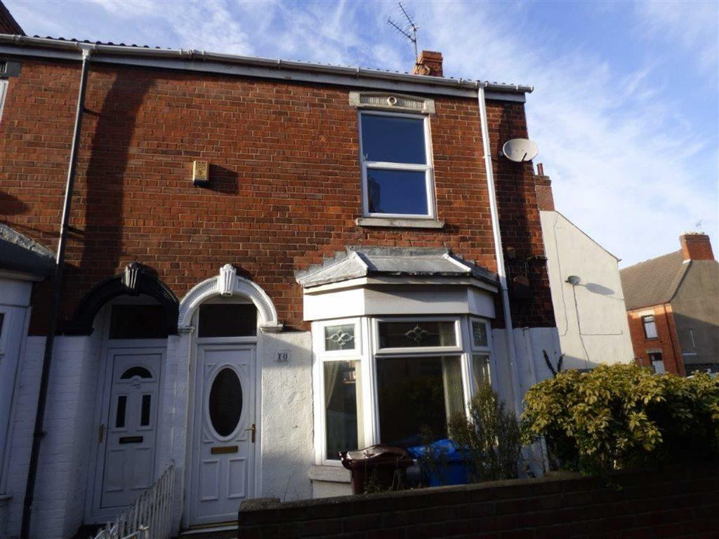 2 Bedrooms End Of Terrace House for sale in Western Villas. Franklin Street, Hull, East Yorkshire, HU9