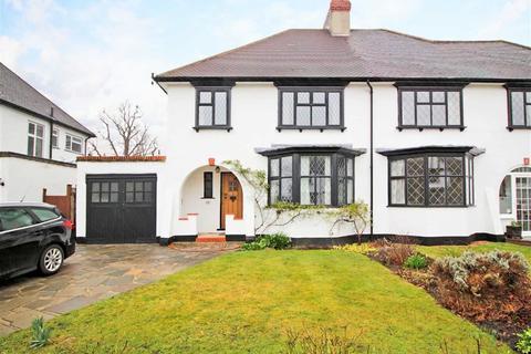 3 bedroom semi-detached house for sale - Greencourt Road, Petts Wood, Kent