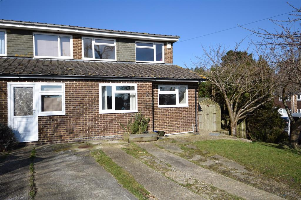 4 Bedrooms Semi Detached House for sale in Towerscroft Avenue, St. Leonards-On-Sea
