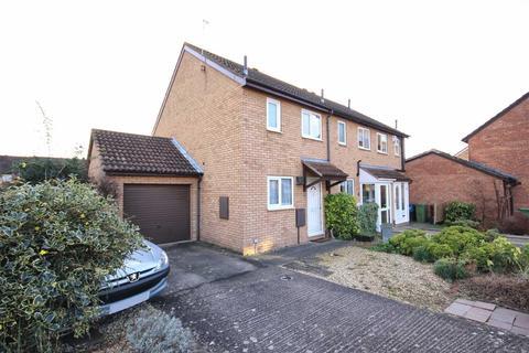 2 bedroom end of terrace house for sale - Runnymede, Up Hatherley, Cheltenham, GL51
