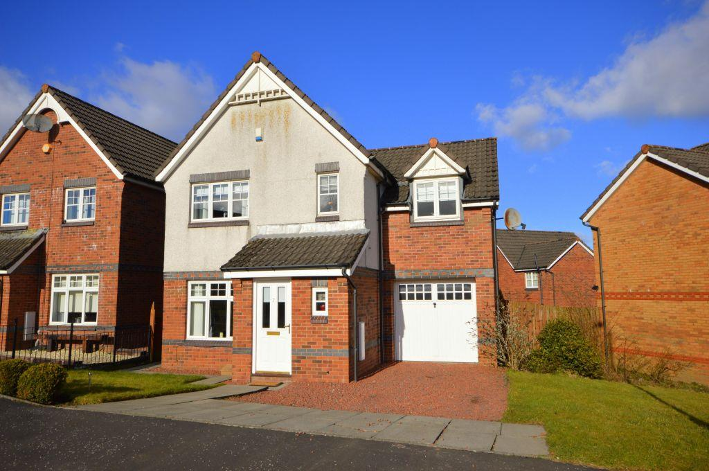 3 Bedrooms Detached Villa House for sale in 7 Burnawn Place, Robroyston, Glasgow, G33 1RX