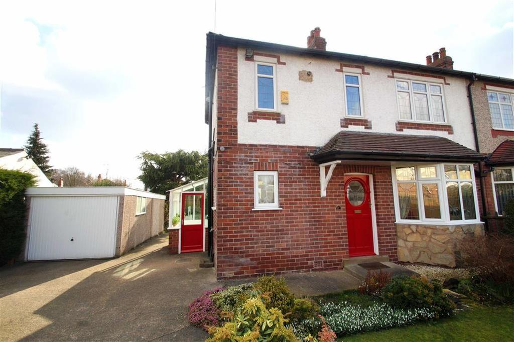 3 Bedrooms Semi Detached House for sale in Broadway, Leeds