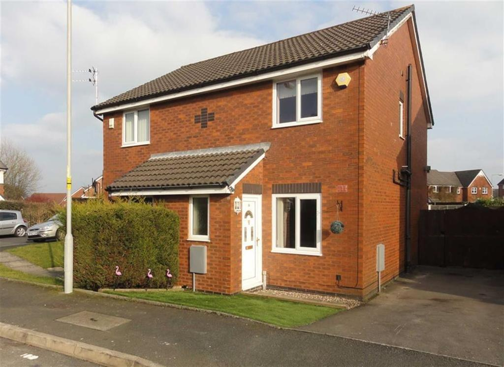 2 Bedrooms Semi Detached House for sale in Litherland Avenue, Ashway Park