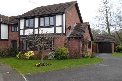 3 bedroom detached house for sale - Stuart Close, West Hunsbury, Northampton, NN4