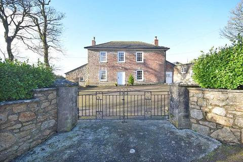 4 bedroom detached house for sale - Sancreed, Nr. Penzance, West Cornwall , TR20