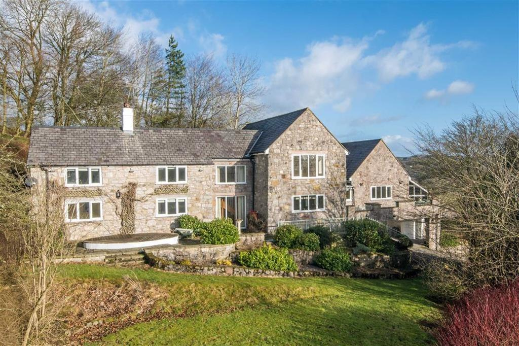 6 Bedrooms Detached House for sale in Tyn-Y-Mynydd Road, Llanarmon Yn Ial, Mold