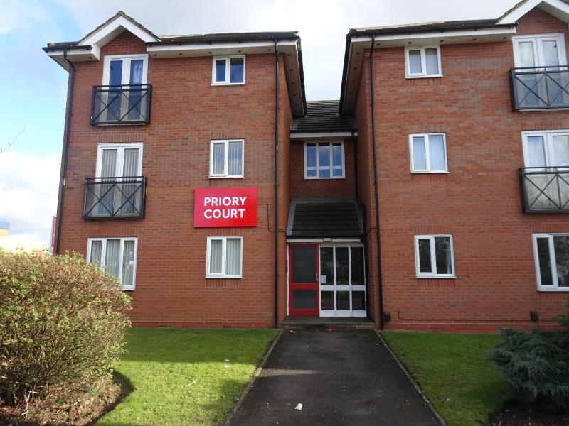 1 Bedroom Ground Flat for rent in Priory Court, Lichfield Road, Walsall Wood, Walsall, WS9 9NT
