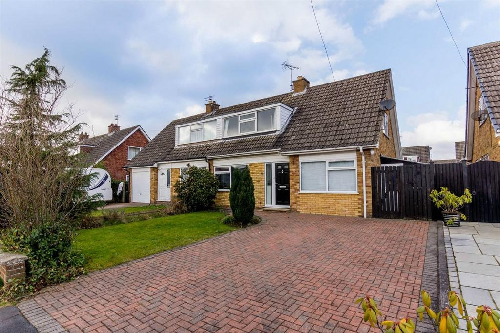 3 Bedrooms Semi Detached House for sale in Church Lane, Dunnington, YORK