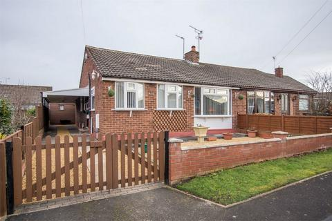 2 bedroom semi-detached bungalow for sale - Loweswater Road, Rawcliffe, York