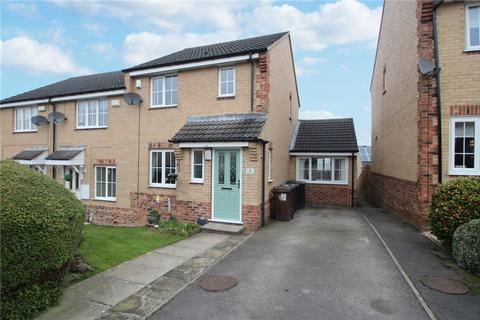 3 bedroom terraced house for sale - LITTLE HEW ROYD, THACKLEY, BRADFORD, BD10 8WR