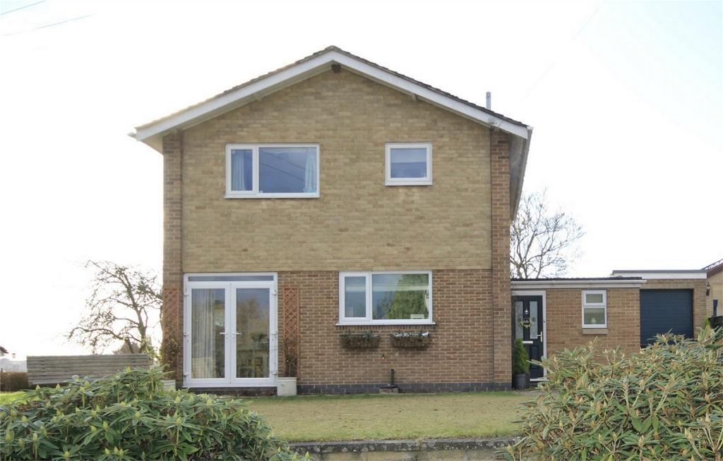 3 Bedrooms Detached House for sale in Hall Lane, Doveridge, ASHBOURNE, Derbyshire
