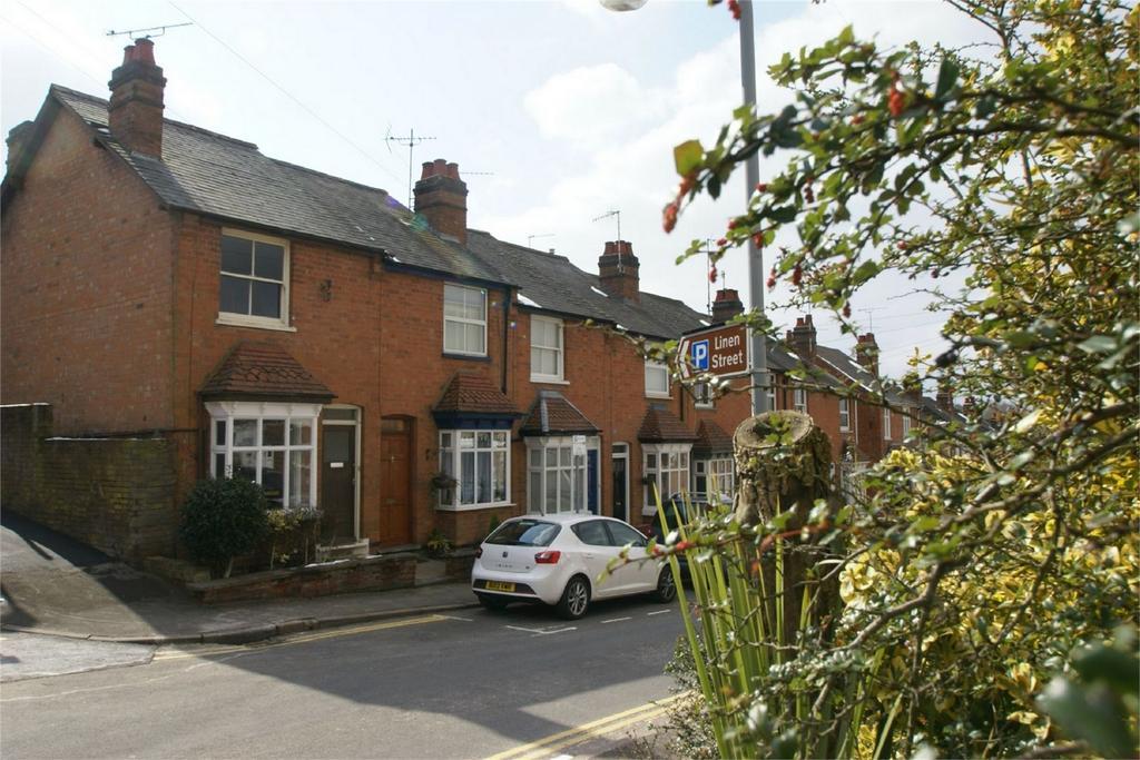 2 Bedrooms Terraced House for sale in Linen Street, Warwick