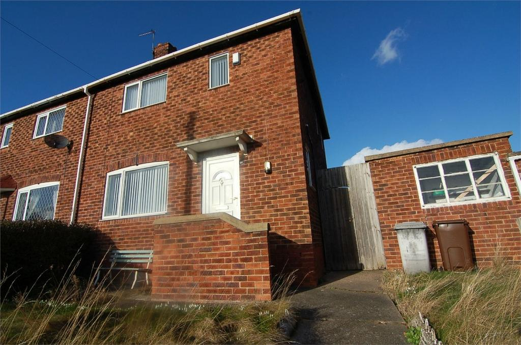 2 Bedrooms Semi Detached House for sale in St Peters Gate, Thurnscoe, ROTHERHAM, South Yorkshire