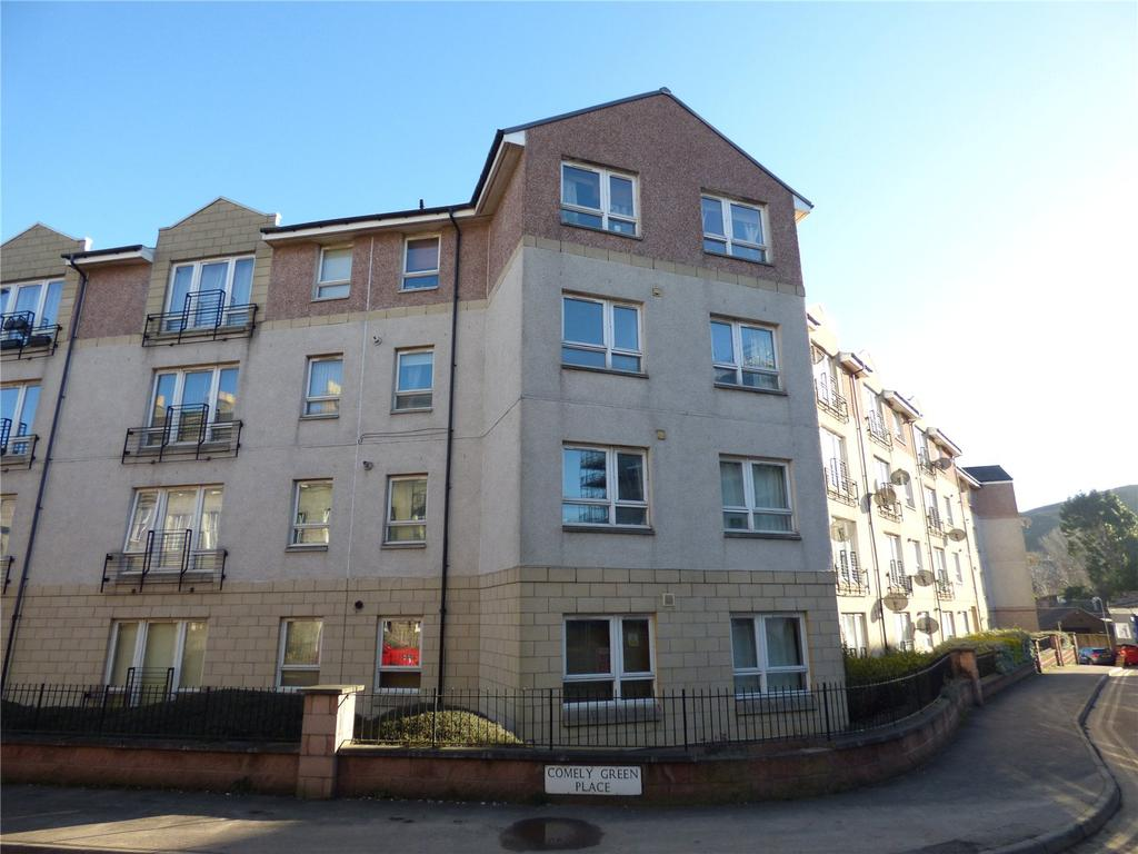2 Bedrooms Flat for sale in 2/8 Whyte Place, Lower London Road, Edinburgh, EH7
