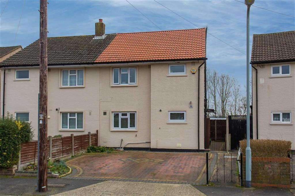 4 Bedrooms Semi Detached House for sale in South Park Way, South Ruislip, Middlesex