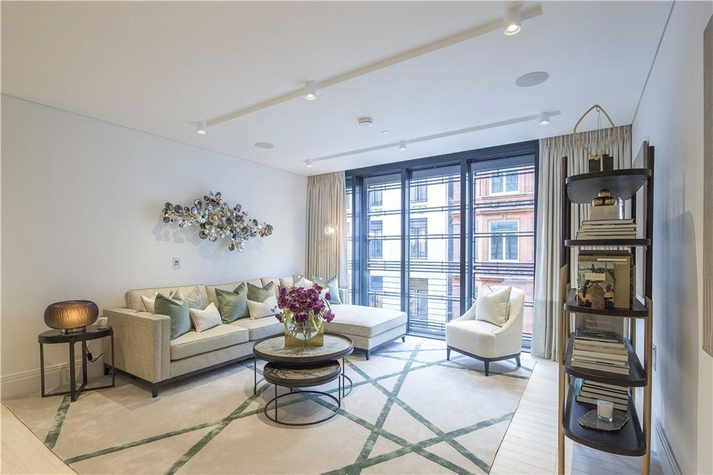 2 Bedrooms Flat for sale in Cork Street, London, W1S