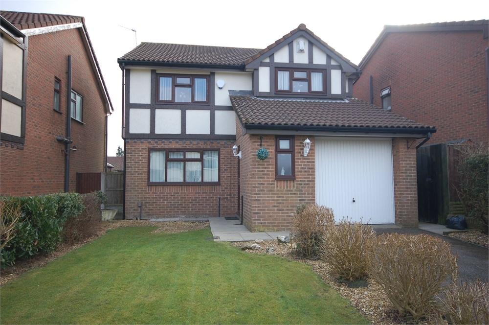 4 Bedrooms Detached House for sale in St Georges Road, West Park, St Helens, Merseyside