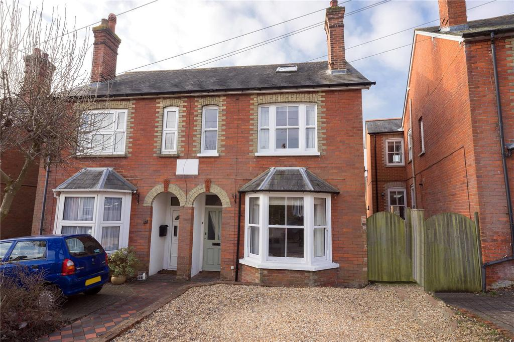 3 Bedrooms Semi Detached House for sale in Queens Road, Alton, Hampshire
