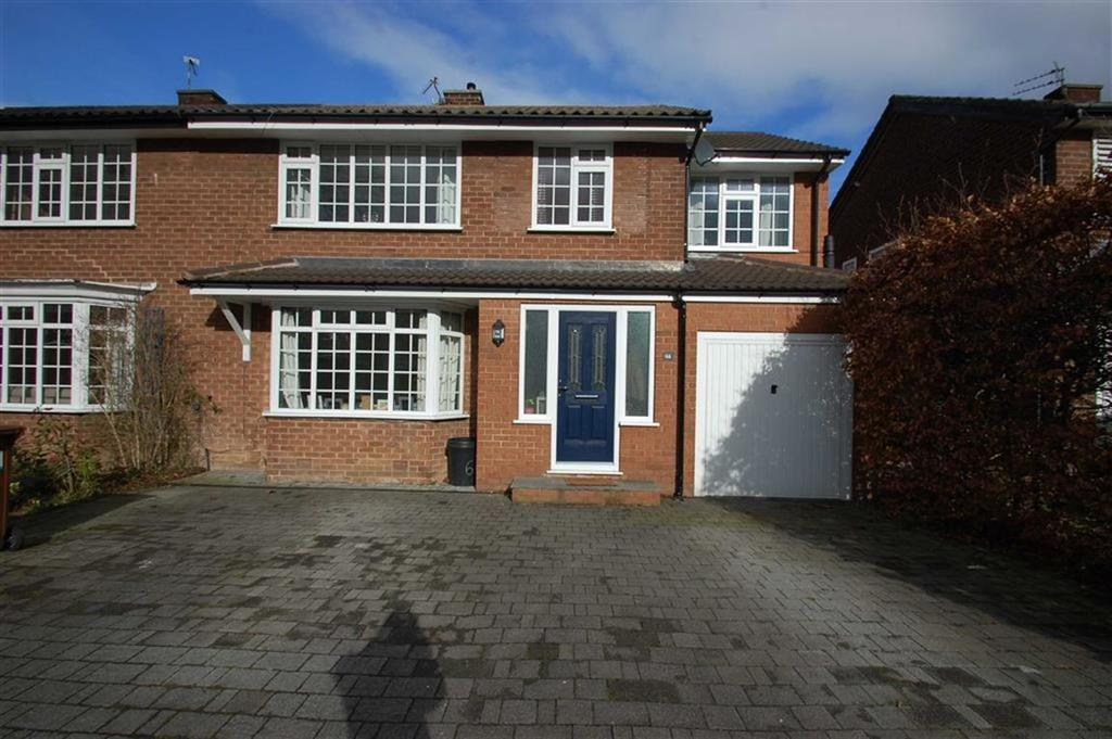 5 Bedrooms Semi Detached House for sale in Patch Lane, Bramhall, Cheshire