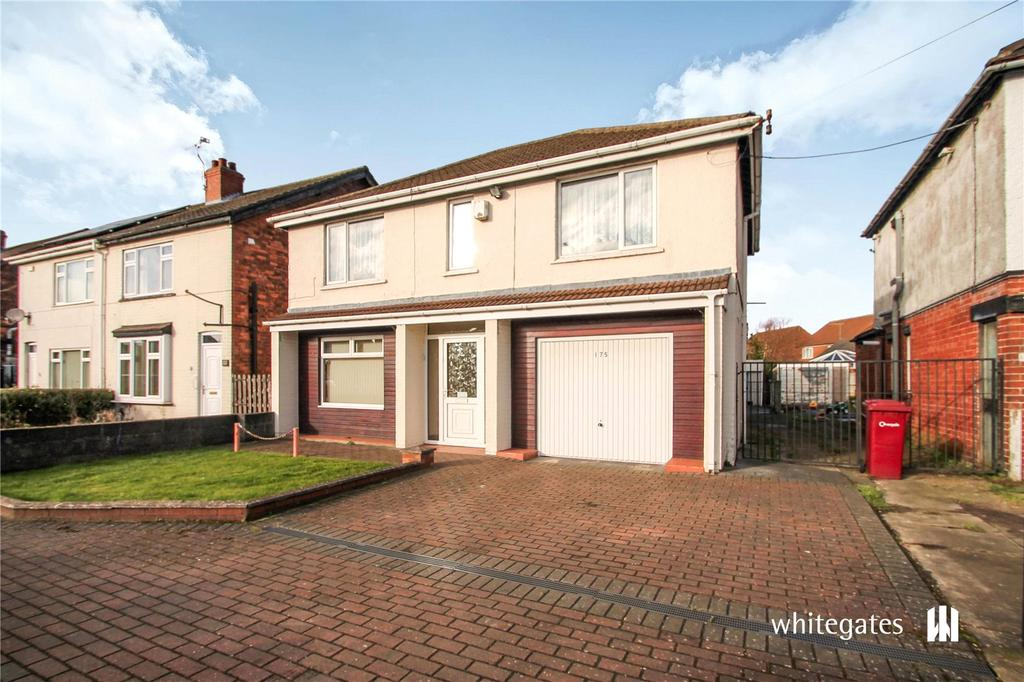 5 Bedrooms Detached House for sale in Burringham Road, Scunthorpe, Lincolnshire, DN17