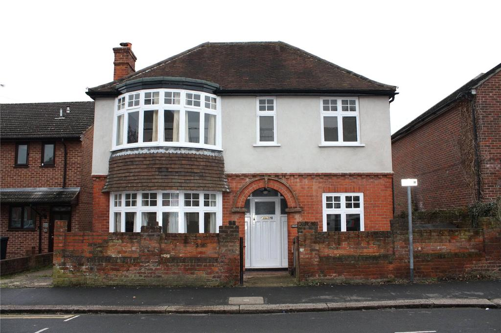 3 Bedrooms Detached House for sale in Goldsmid Road, Reading, Berkshire, RG1