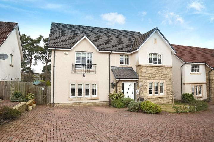 5 Bedrooms Detached House for sale in 67 Woodcroft Drive, Lenzie, G66 3WD