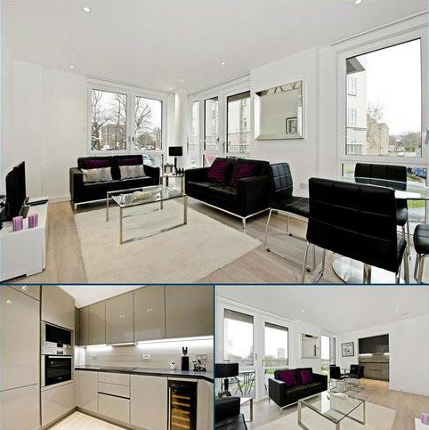 2 bedroom flat to rent - Rivulet Apartments, Devan Grove, London, N4