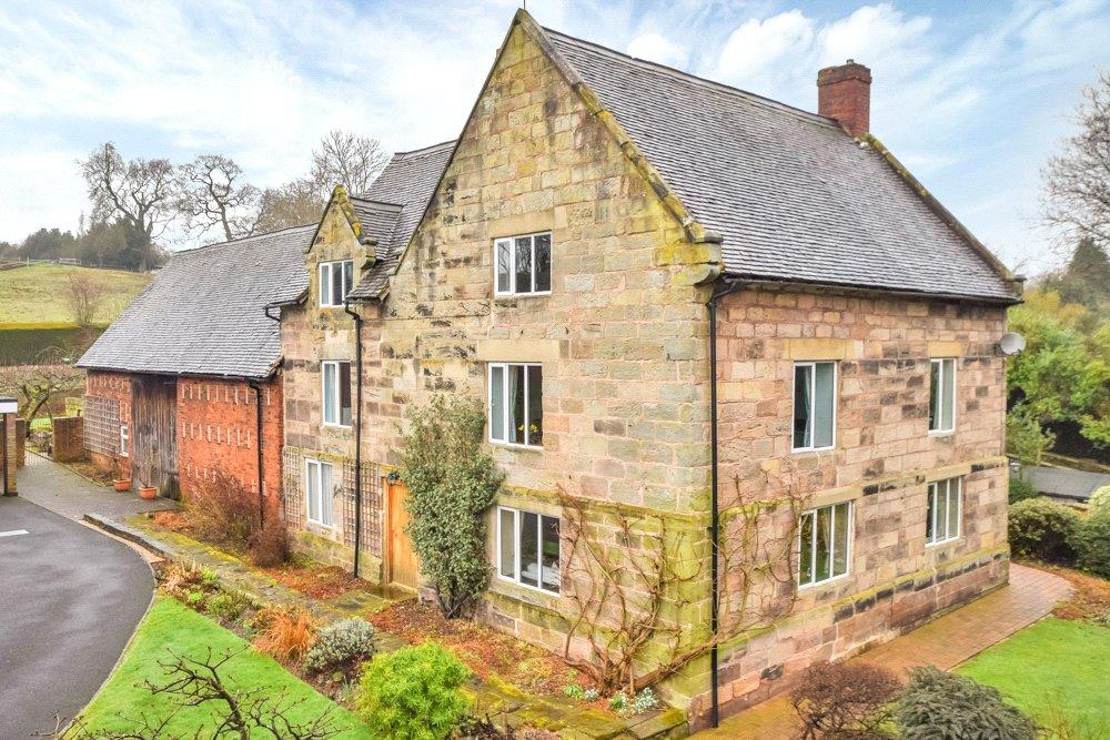 6 Bedrooms Detached House for sale in Little Haywood, Staffordshire