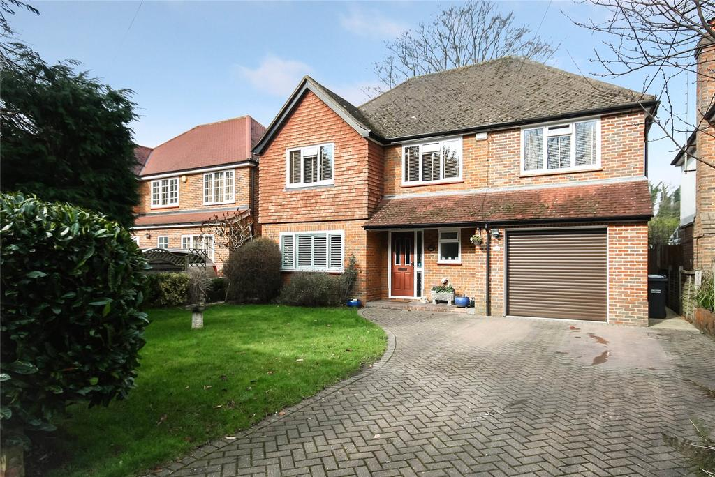 4 Bedrooms Detached House for sale in Linkfield Gardens, Hatchlands Road, Redhill, Surrey, RH1