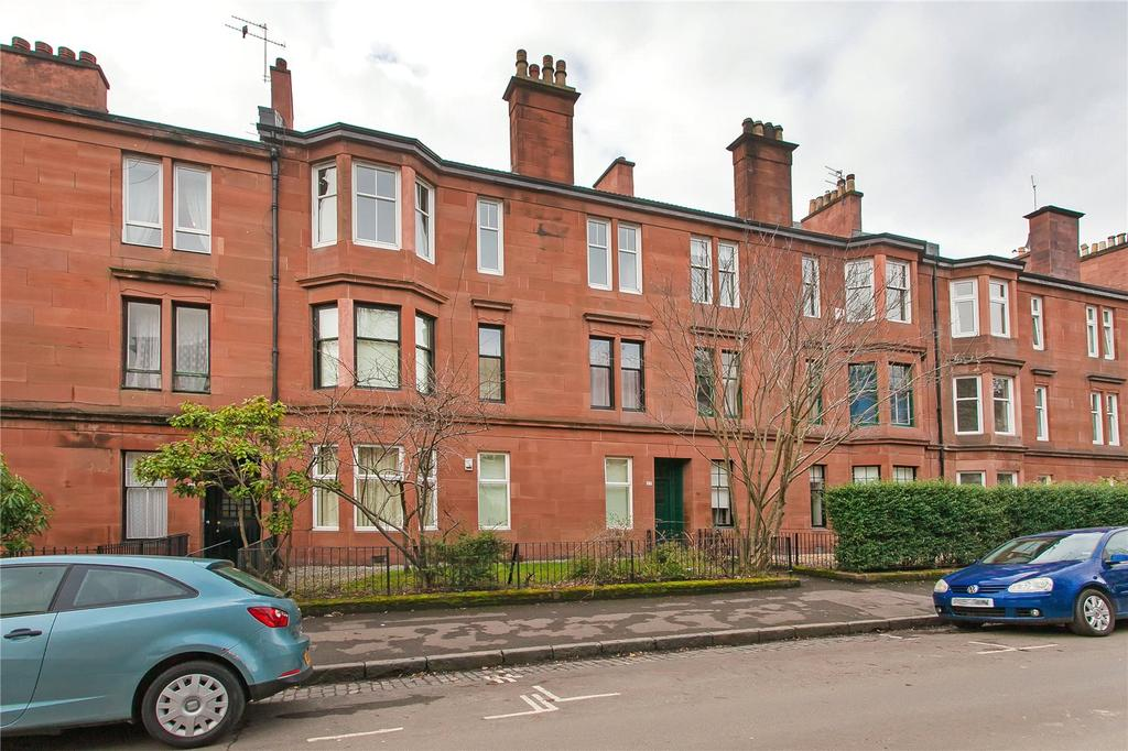 3 Bedrooms Apartment Flat for sale in Flat 2/2, Lawrence Street, Dowanhill, Glasgow