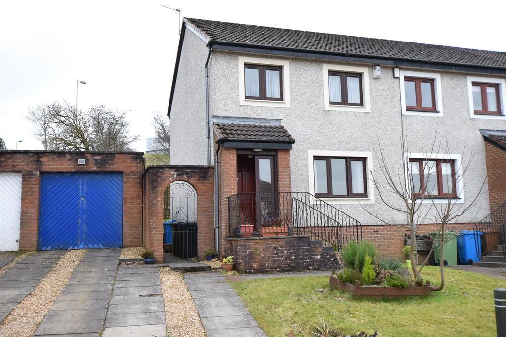 3 Bedrooms Semi Detached House for sale in Ballantrae Crescent, Newton Mearns, Glasgow, Lanarkshire