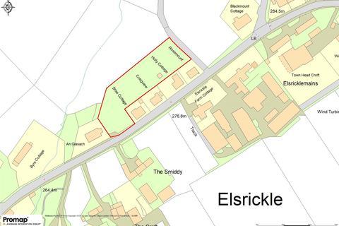 Plot for sale - Site Opposite The Green, Elsrickle, Lanarkshire