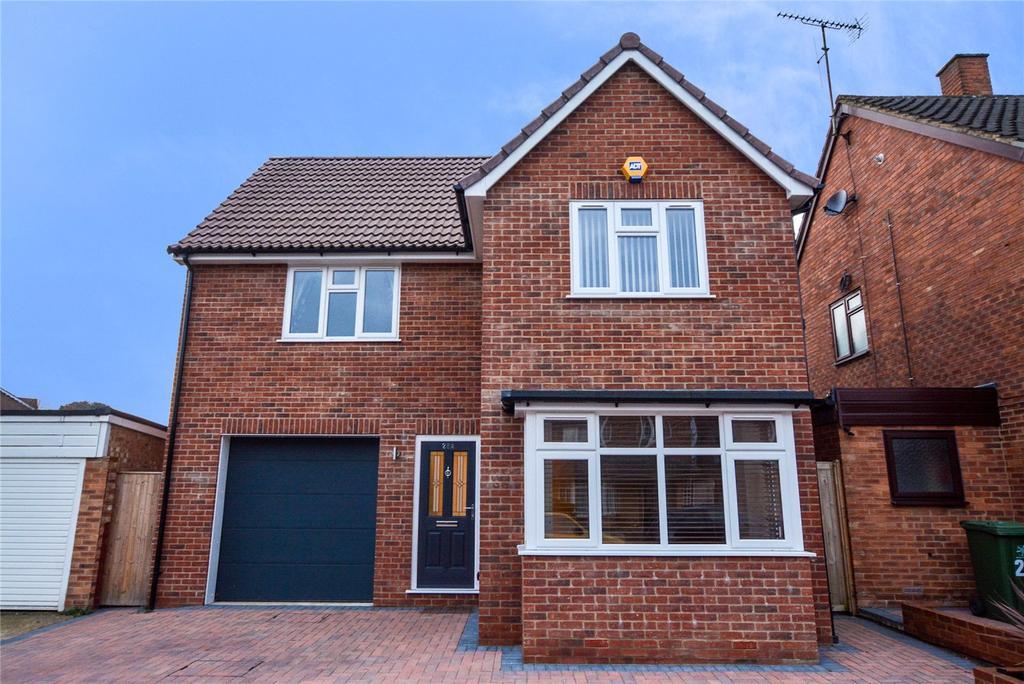 4 Bedrooms Detached House for sale in Leveret Close, Watford, Hertfordshire, WD25