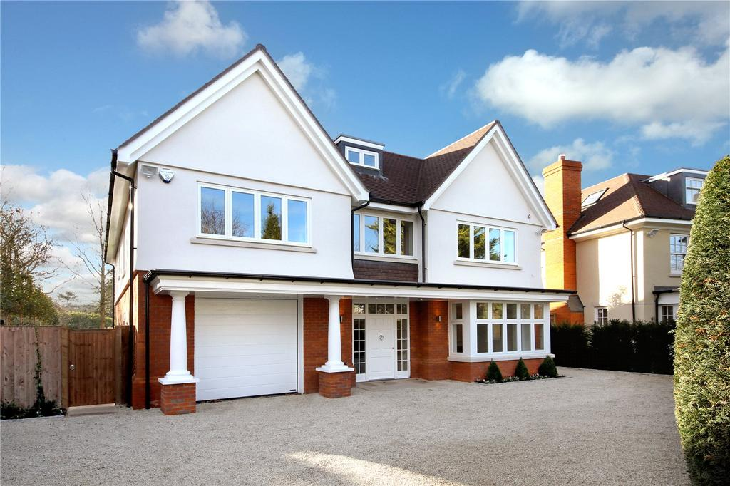 6 Bedrooms Detached House for sale in Orchehill Avenue, Gerrards Cross, Buckinghamshire