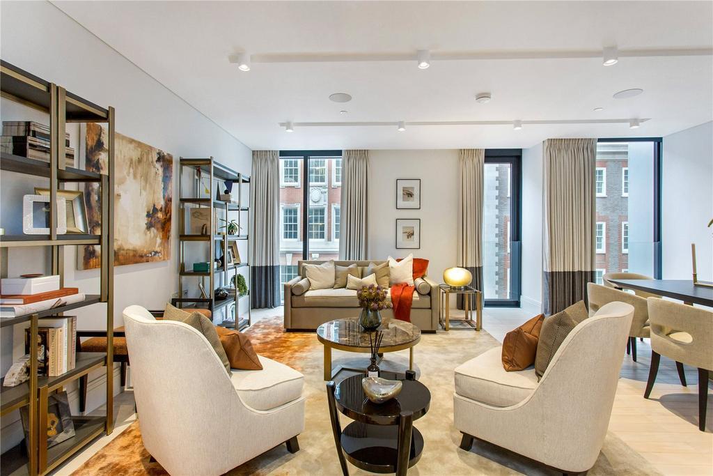 3 Bedrooms Flat for sale in Old Burlington Street, Mayfair, London, W1S