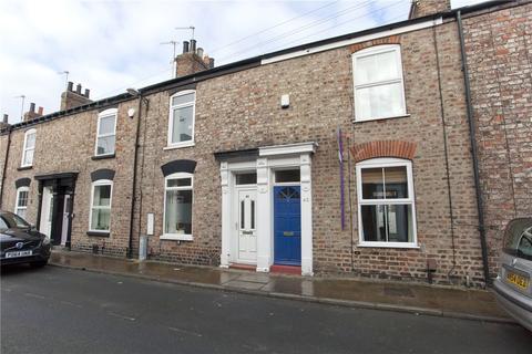 2 bedroom terraced house to rent - Hampden Street, York, YO1