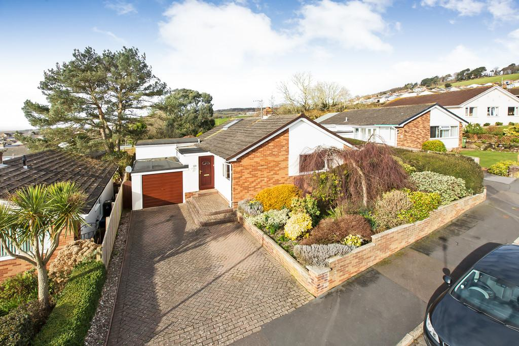 3 Bedrooms Detached Bungalow for sale in Bungalow with Land - Maudlin Drive, Teignmouth, TQ14 8RZ