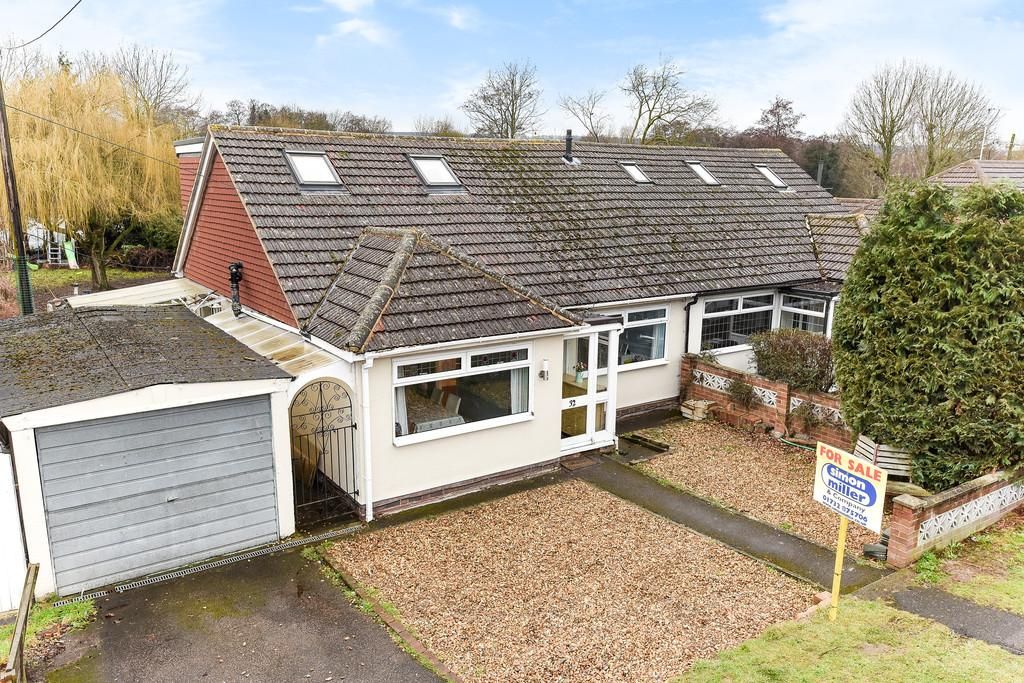 3 Bedrooms Semi Detached Bungalow for sale in Springfield Road, Aylesford