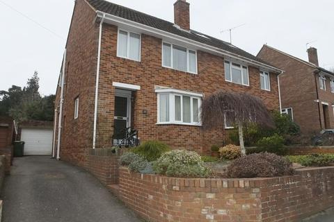 3 bedroom semi-detached house to rent - Homefield Road, Exeter