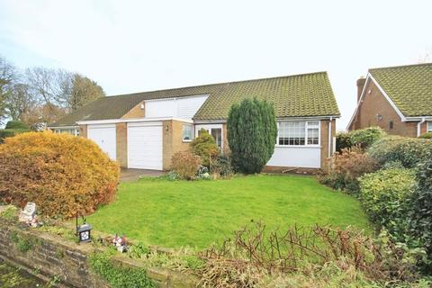 2 bedroom semi-detached bungalow for sale - CHURCH CLOSE, GRIMSBY