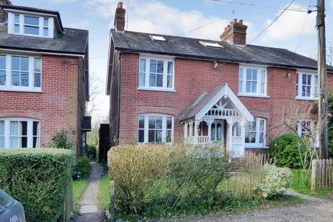 3 bedroom semi-detached house for sale - Longhurst Cottages, off Haywards Heath Road, North Chailey