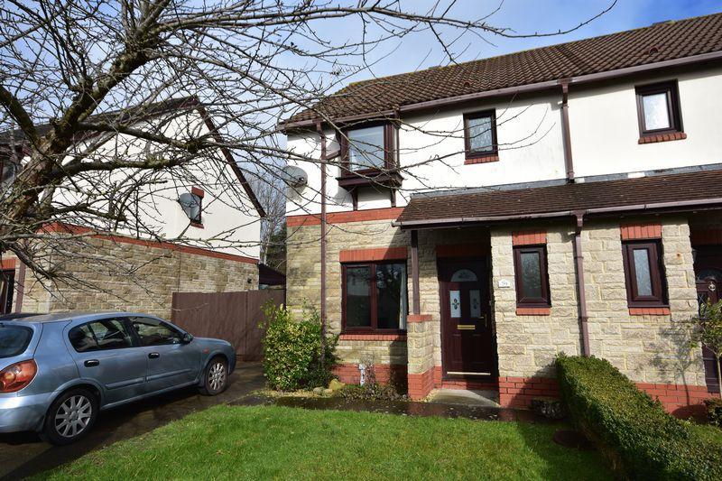 3 Bedrooms Semi Detached House for sale in 20 Llys Dwynwen, Llantwit Major, Vale of Glamorgan, CF61 2UH