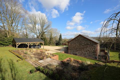 3 bedroom detached house for sale - Llanbadoc, Usk, Monmouthshire