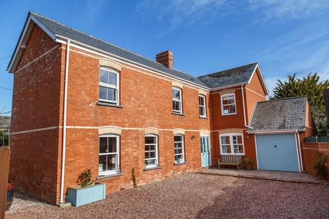 4 bedroom detached house for sale - Fordton, Crediton