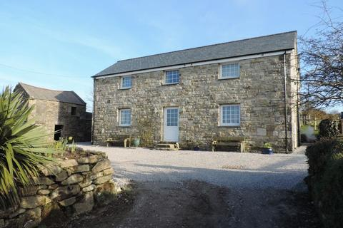 4 bedroom detached house for sale - Carnmenellis, Near Redruth